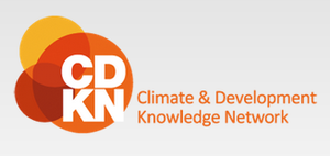 Climate and Development Knowledge Network - Image: CDKN's logo