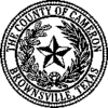 Official seal of Cameron County