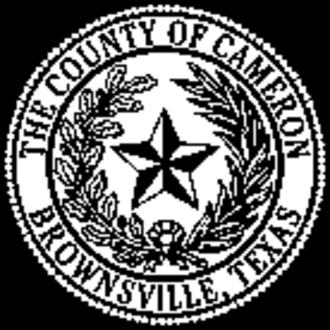 Cameron County, Texas - Image: Cameron County tx seal