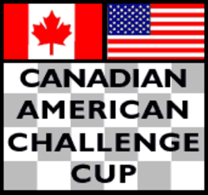 Can-Am - The logo of the Can-Am Challenge Cup