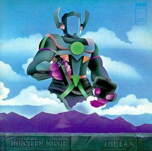 Monster Movie (album) - Image: Can Monster Movie Album Cover