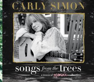 Songs from the Trees - Image: Carly Simon Songs From The Trees
