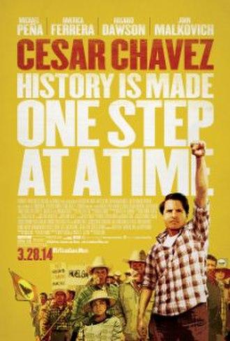 Cesar Chavez (film) - Film poster