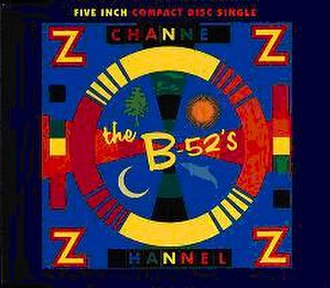 Channel Z (song) - Image: Channel Z The B52s