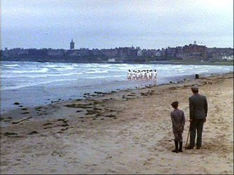 Chariots of Fire - The beach running scene