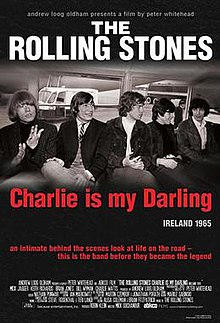 Charlie is My Darling 2012 DVD cover.jpg