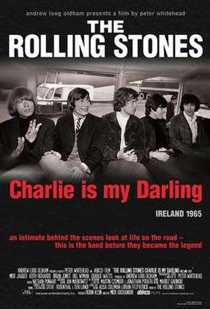 Charlie Is My Darling (film) - Poster for the 2012 restored version