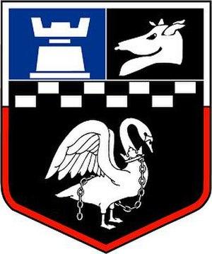 Chesham Grammar School - Image: Chesham Grammar School logo