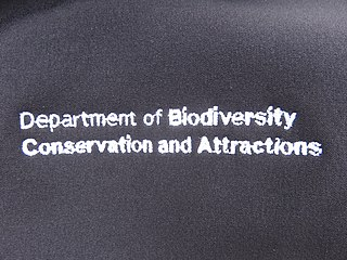 Department of Biodiversity, Conservation and Attractions (Western Australia) government department in Western Australia
