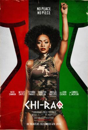 Chi-Raq - Theatrical release poster