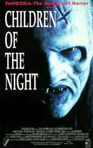 Children of the Night (1991 film) - Image: Children of the night