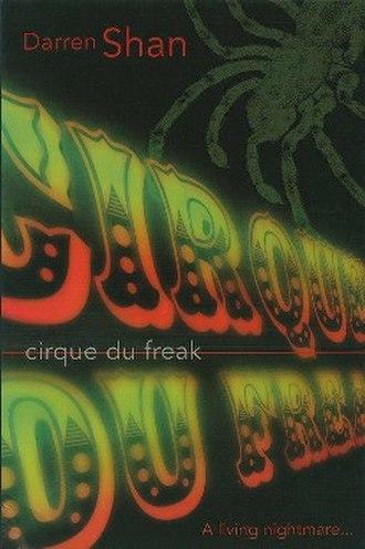 Cirque du Freak - First edition
