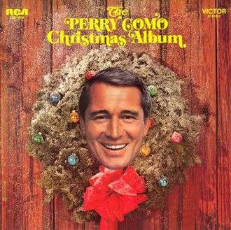 The Perry Como Christmas Album - Image: Comochristmasalbum