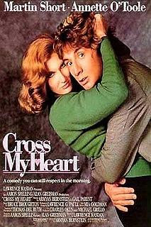 <i>Cross My Heart</i> (1987 film) 1987 film by Armyan Bernstein