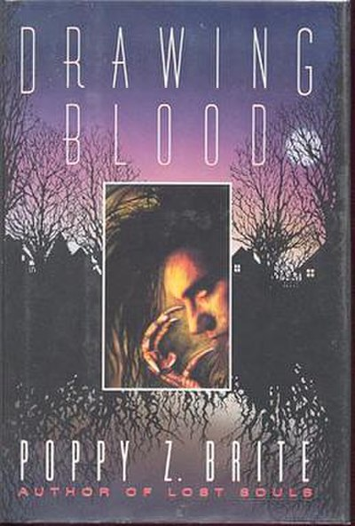 Picture of a book: Drawing Blood
