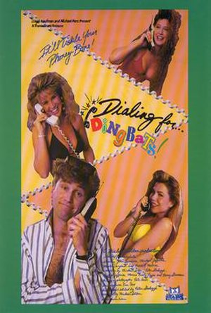 Dialing for Dingbats - Image: DIALING FOR DINGBATS