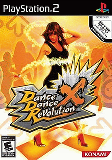 <i>Dance Dance Revolution X</i>