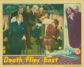 Death Flies East - Film poster