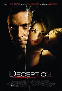 <i>Deception</i> (2008 film) 2008 American film