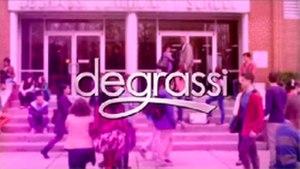 Degrassi (season 13) - Title card