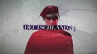 <i>Deutschland 83</i> 2015 German television series