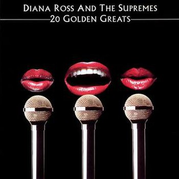 20 Golden Greats (The Supremes album)