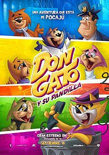 Top Cat Begins full movie watch online free (2015)