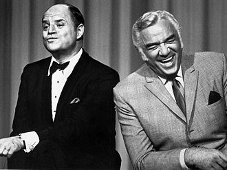 Don Rickles - Rickles and Lorne Greene on The Don Rickles Show in 1968