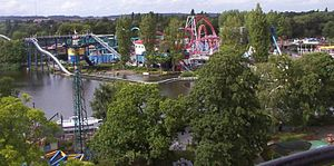 Lichfield District - Drayton Manor Theme Park