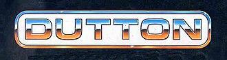 Dutton Cars - Dutton Cars badge/logo