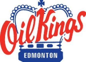Edmonton Oil Kings (WCHL) - Image: Edmonton Oil Kings
