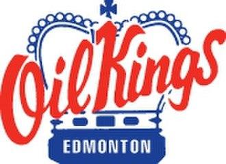 Edmonton Oil Kings (WCHL) - Image: Edmonton Oil Kings