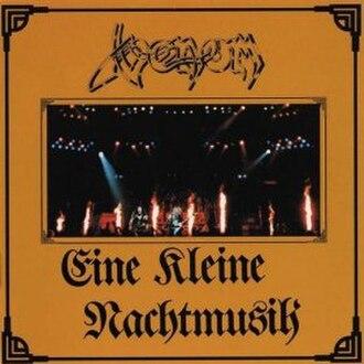 Eine kleine Nachtmusik (album) - Image: Eine Kleine Nachtmusik (album) cover