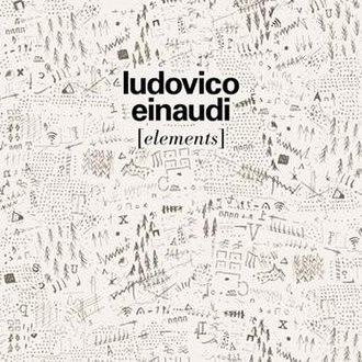 Elements (Ludovico Einaudi album) - Image: Elements Ludovico Einaudi