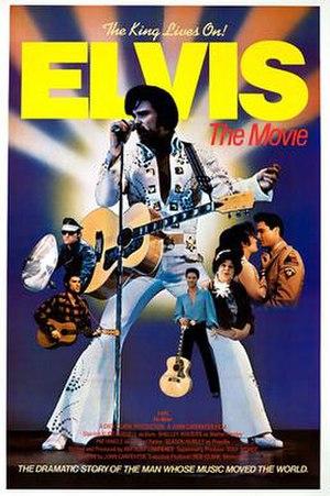 Elvis (1979 film) - Film poster