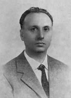 Enzo Martinelli Italian mathematician