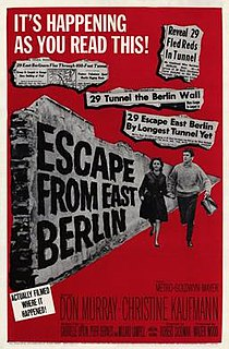 <i>Escape from East Berlin</i>