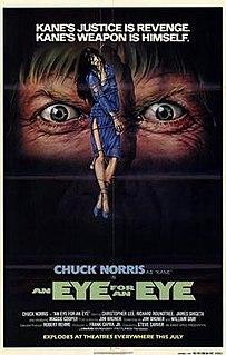 <i>An Eye for an Eye</i> (1981 film) 1981 film by Steve Carver