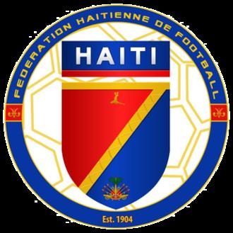 Haiti national football team - Image: Federation Haitienne de Football