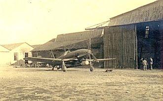 Fiat G.55 - G.55 S prototype c. 1945