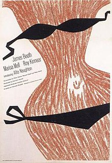 <i>French Dressing</i> (1964 film) 1964 film by Ken Russell