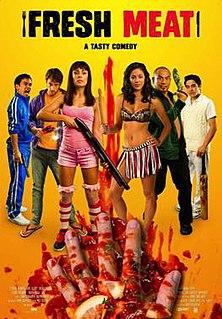<i>Fresh Meat</i> (film) 2012 film by Danny Mulheron