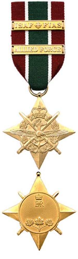 General Campaign Star