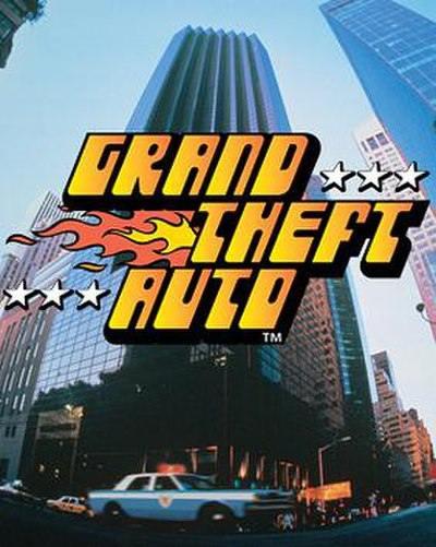 Picture of a game: Grand Theft Auto
