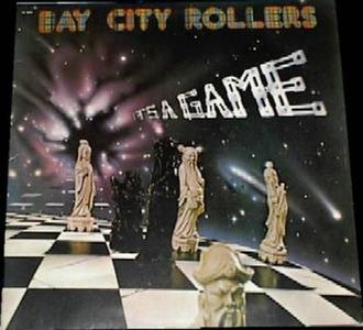 It's a Game (Bay City Rollers album) - Image: Game BCR