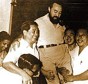 Gerakan, led by Lim Chong Eu and Syed Hussein Alatas, won several Parliamentary seats in the 1969 general election.