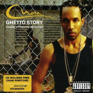 Ghetto Story (song) - Image: Ghetto Story single cover