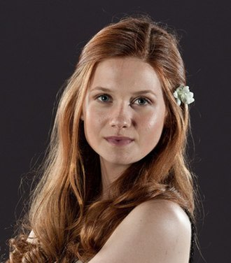 Ginny Weasley - Bonnie Wright as Ginny Weasley in a publicity photo for Harry Potter and the Deathly Hallows – Part 1