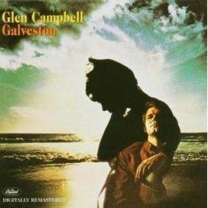 Galveston (album) - Image: Glen Campbell Galveston album cover