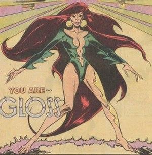 Gloss (comics) - Image: Gloss (comics)